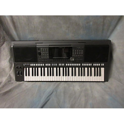 used yamaha psr s970 keyboard workstation guitar center. Black Bedroom Furniture Sets. Home Design Ideas