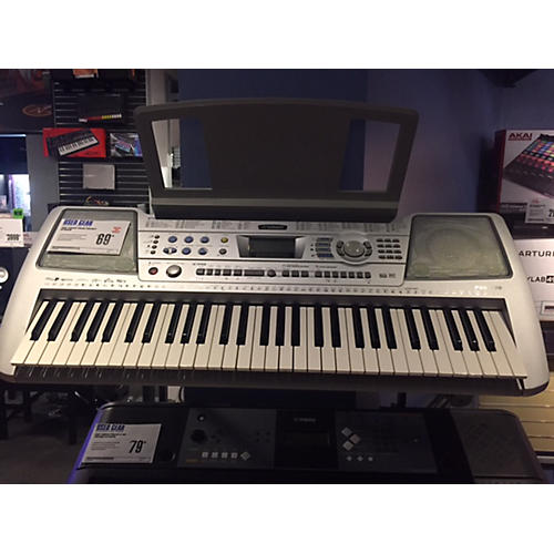 Yamaha Psr290 Portable Keyboard