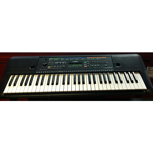 used yamaha psre253 portable keyboard guitar center. Black Bedroom Furniture Sets. Home Design Ideas