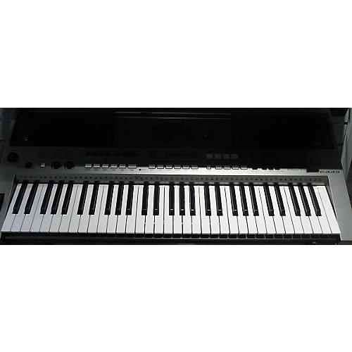 Yamaha Psre443 61 Key Portable Keyboard-thumbnail