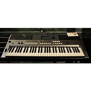 used yamaha psre443 61key portable keyboard guitar center. Black Bedroom Furniture Sets. Home Design Ideas