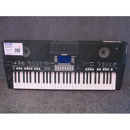 Yamaha Psrs550 61 Key Arranger Keyboard