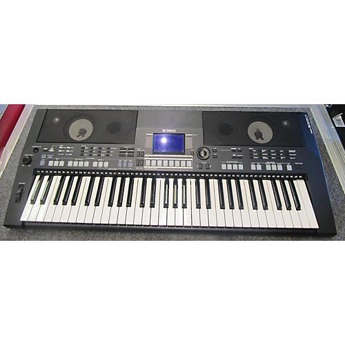 used yamaha psrs550 arranger keyboard guitar center. Black Bedroom Furniture Sets. Home Design Ideas