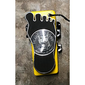 Pre-owned Snarling Dogs Psycho Scumatic Mold Spore Wah Effect Pedal