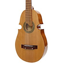 Paracho Elite Guitars Puerto Rican Style Cuatro Acoustic Guitar Level 1 Natural