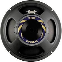 Celestion Pulse Series 12 Inch 200 Watt 8 ohm Ceramic Bass Replacement Speaker Level 1 12 in. 8 Ohm