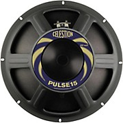 Celestion Pulse Series 15 Inch 400 Watt 8ohm Ceramic Bass Replacement Speaker