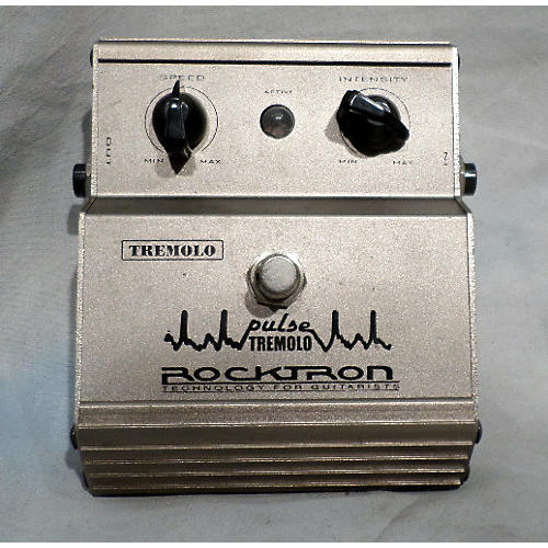 Rocktron Pulse Tremolo Effect Pedal