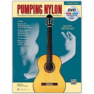 Alfred Pumping Nylon Book, DVD and Online Audio, Video and Software - 2nd Editi...