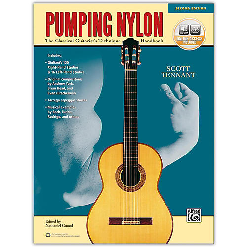 Alfred Pumping Nylon Book, DVD & Online Audio, Video & Software  2nd Edition-thumbnail