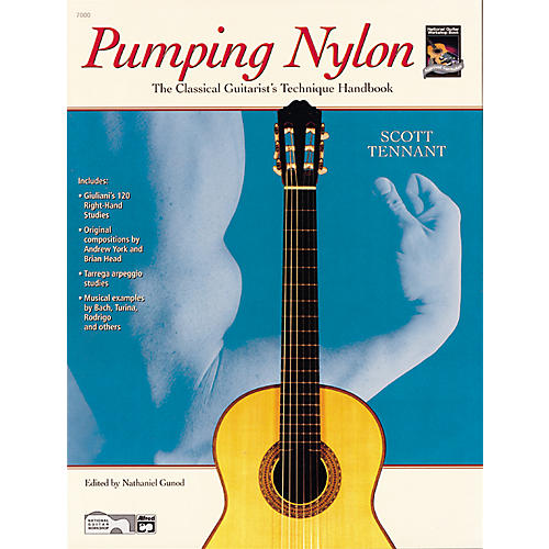 Alfred Pumping Nylon Book
