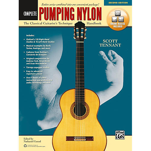 Alfred Pumping Nylon: Complete (Second Edition) Book & Online Audio & Video-thumbnail