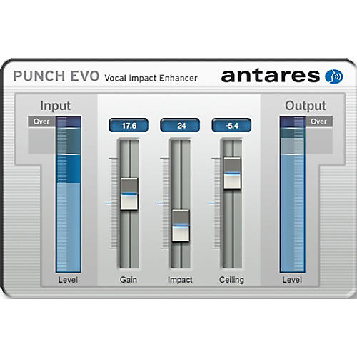 Antares Punch EVO (VST/ AU/ RTAS) Software Download-thumbnail