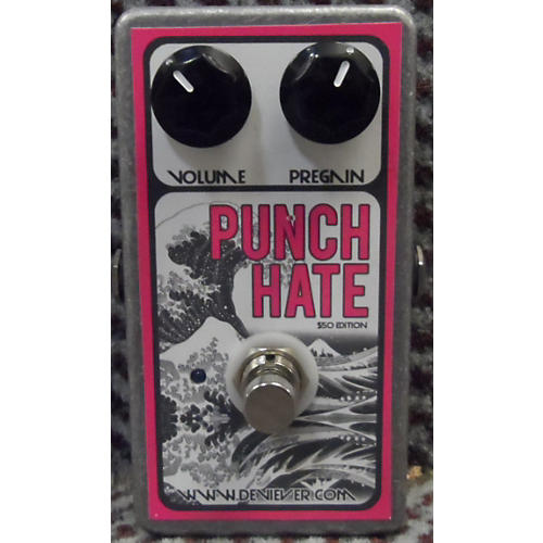 Devi Ever Punch Hate Effect Pedal
