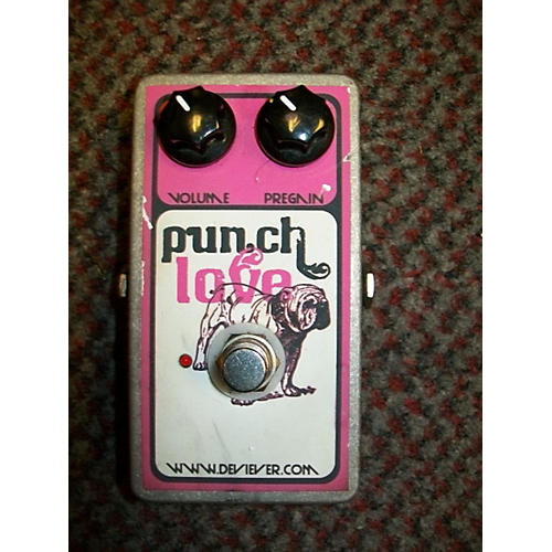 Devi Ever Punch Love Effect Pedal