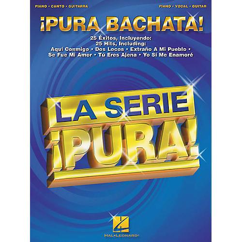 Hal Leonard ¡Pura Bachata! Songbook