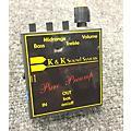 K&K Pure Preamp Effect Pedal-thumbnail