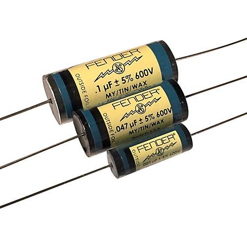 Fender Pure Vintage BLUE Amplifier Capacitors .0022 - 600V MTW