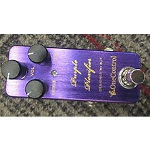 One Control Purple Plexifier Effect Pedal