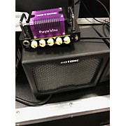 Hotone Effects Purple Wind Guitar Mini Stack Battery Powered Amp