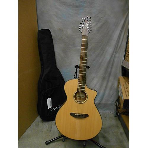 Breedlove Pursuit-12 12 String Acoustic Electric Guitar-thumbnail