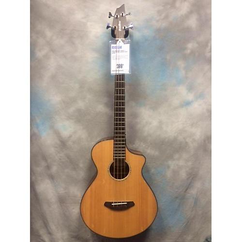 Breedlove Pursuit 4 String Acoustic Bass Guitar