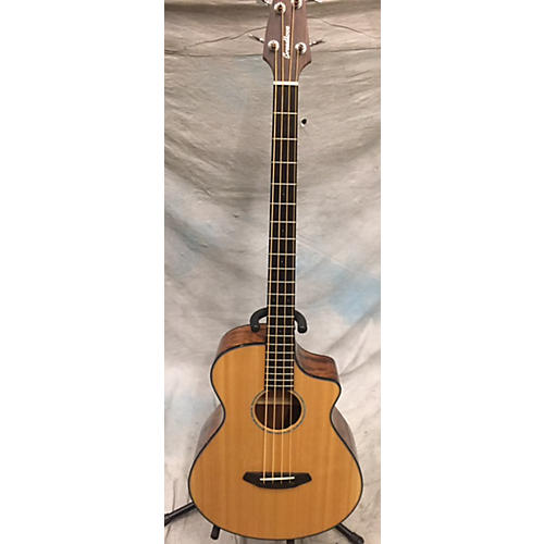 Breedlove Pursuit 4 String Acoustic Bass Guitar-thumbnail