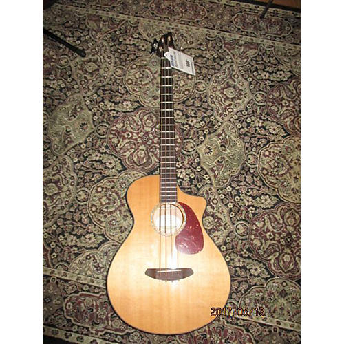 Breedlove Pursuit Bass Acoustic Bass Guitar-thumbnail
