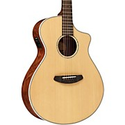 Pursuit Concert Bubinga Acoustic-Electric Guitar Natural with USB