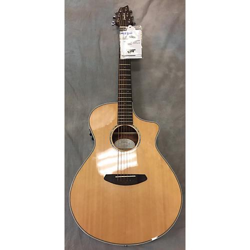 Breedlove Pursuit Concert Bubinga Acoustic Electric Guitar