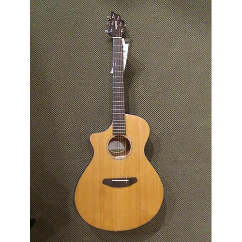 Breedlove Pursuit Concert Left Hand Acoustic Electric Guitar-thumbnail