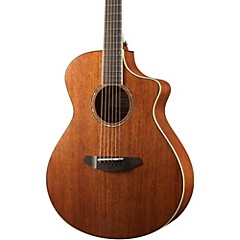 Pursuit Concert MH CES Acoustic-Electric Guitar Natural