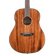 Pursuit Dreadnought Mahogany Acoustic-Electric Guitar
