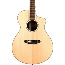 Breedlove Pursuit Exotic Concert CE Sitka - Indian Rosewood Acoustic-Electric Guitar Level 1 Gloss Natural