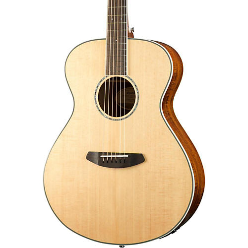 Breedlove Pursuit Exotic Concert E Sitka Spruce - Koa Acoustic-Electric Guitar-thumbnail