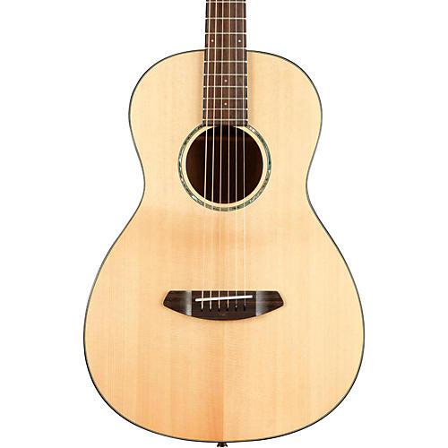 Breedlove Pursuit Parlor Acoustic Guitar Natural-thumbnail