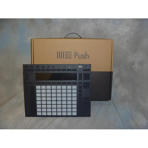 Ableton Push 2 Production
