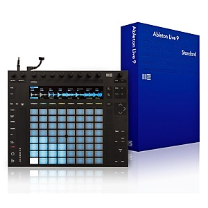 Ableton Push 2 Software Controller with Live 9.7 Standard by Ableton