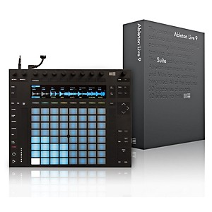 Ableton Push 2 and Live 9.5 Suite Bundle by Ableton