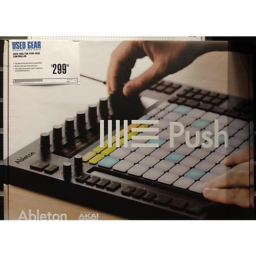 In Store Used Push MIDI Controller