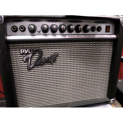 Pyle Pvamp60 Guitar Combo Amp
