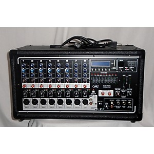 Pre-owned Peavey Pvi 8500 Powered Mixer by Peavey