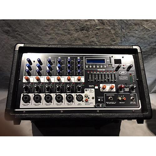 Peavey Pvi6500 Powered Mixer-thumbnail