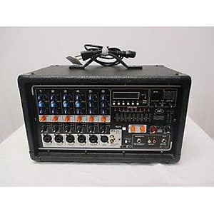 Pre-owned Peavey Pvi6500 Powered Mixer by Peavey