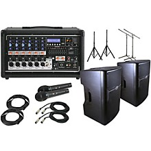 """Peavey Pvi6500 with PVX 12 12"""" Speaker PA Package"""