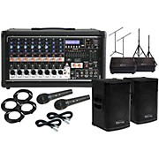 "Peavey Pvi8500 with KPX115 15"" Speaker and 10"" Monitors Package"