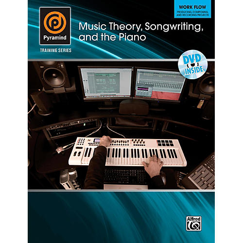 Alfred Pyramind Training Series Music Theory, Songwriting & Book & DVD