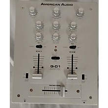 American Audio Q-D1 DJ Mixer