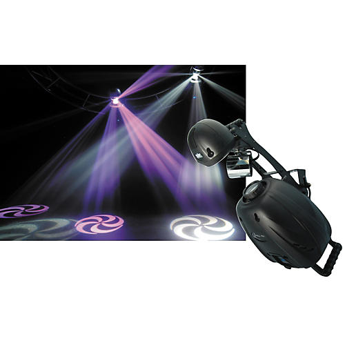 CHAUVET DJ Q-Roll 250 - 250W HSD Intelligent Scanner