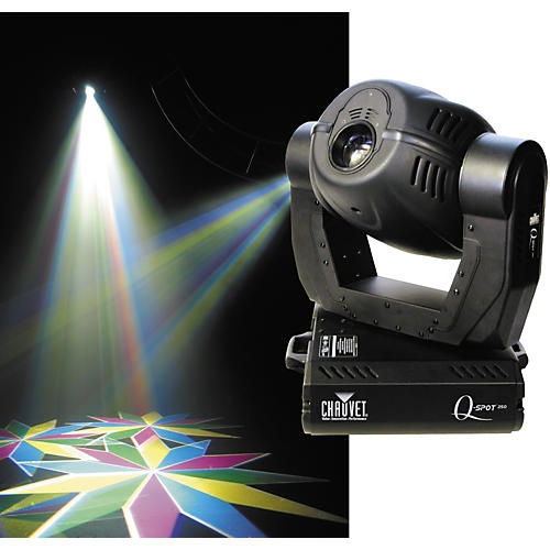 CHAUVET DJ Q-SPOT 250 DMX Lighting Effect